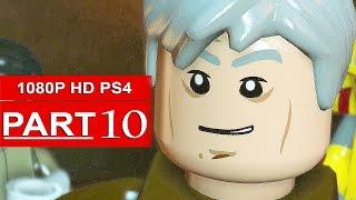 LEGO Star Wars The Force Awakens Gameplay Walkthrough Part 10 [1080p HD PS4] - No Commentary