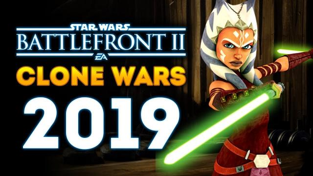 2019 Clone Wars DLC Predictions (New Content with Clone Wars TV Series?) - Star Wars Battlefront 2