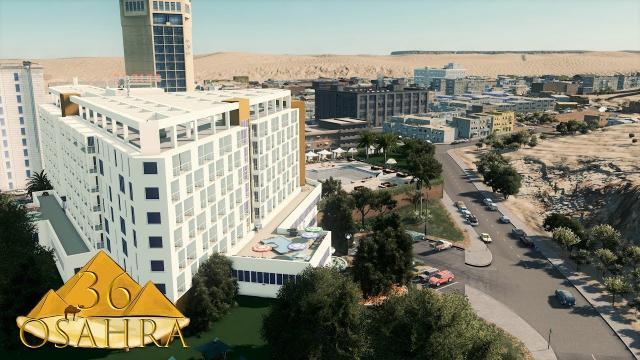 Cities Skylines: Osahra - Desert Resort #36