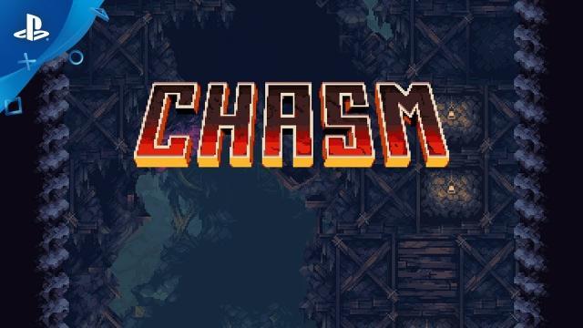 Chasm – Teaser Trailer | PS4, PS VITA