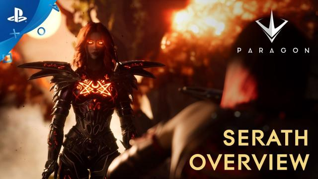 Paragon - Serath Overview Trailer | PS4