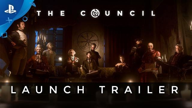The Council - Launch Trailer | PS4