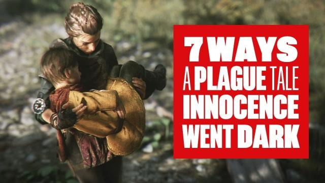 7 times A Plague Tale Innocence went to a dark place