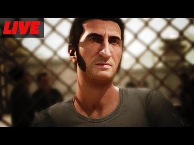 The First Hour Of A Way Out Cooperatively