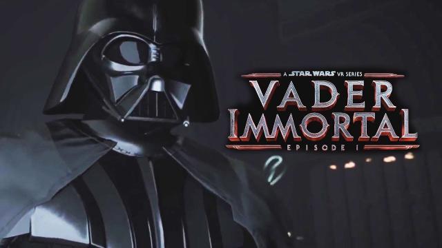 """""""Vader Immortal"""" VR Game - OFFICIAL TRAILER! New Darth Vader Star Wars Game on Mustarfar!"""