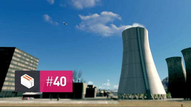 Let's Design Cities Skylines — EP 40 — Going Nuclear