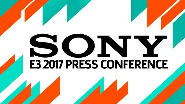 E3 2017: Full Sony Press Conference