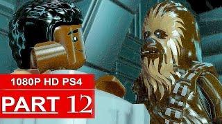 LEGO Star Wars The Force Awakens Gameplay Walkthrough Part 12 [1080p HD PS4] - No Commentary
