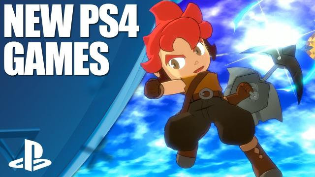 New Games On PS4 This Week