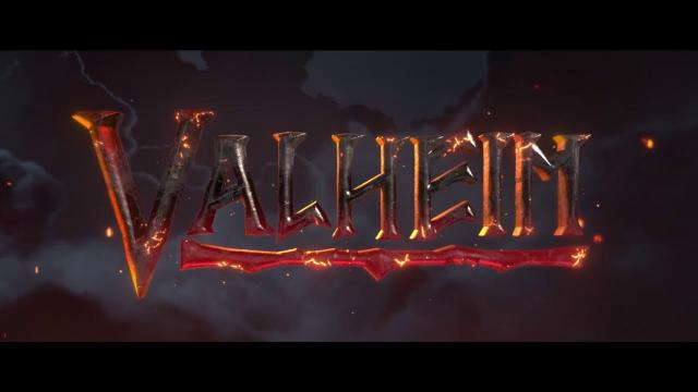 Valheim Early Access Date Reveal Trailer