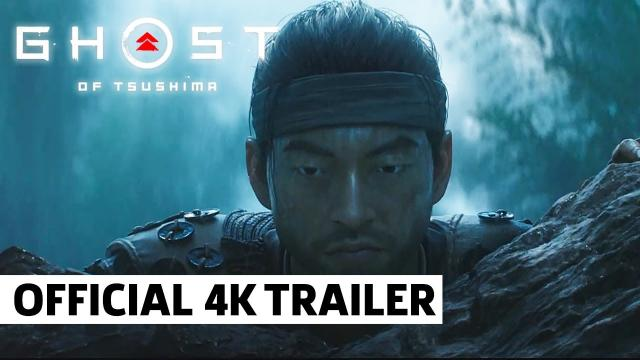 Ghost Of Tsushima - Official A Storm Is Coming 4K Trailer