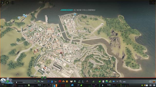 Cities: Skylines —Tips for Dealing with Terrain Differences