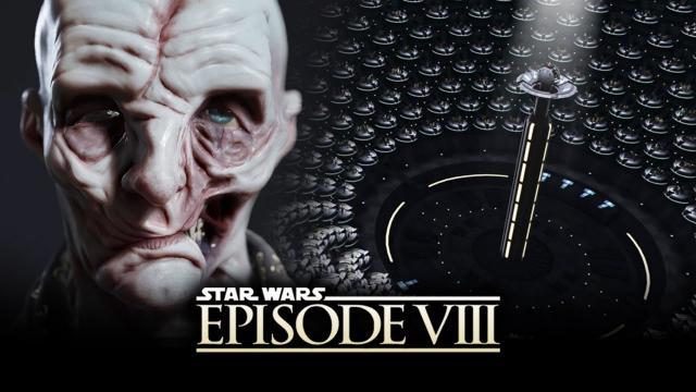 Star Wars Episode 8: The Last Jedi - New SNOKE Plot LEAK!  The Alliances of the Republic!