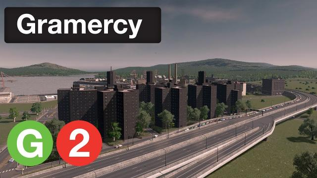 Cities Skylines: Gramercy | Episode 2 - Project Housing