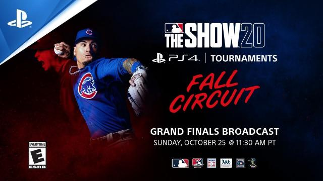 MLB The Show 20 : Fall Circuit Grand Finals : PS4 Tournaments
