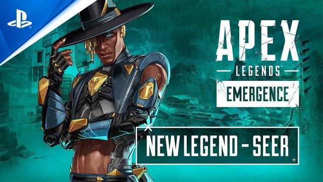 Apex Legends: Emergence - Meet Seer Character Trailer | PS4