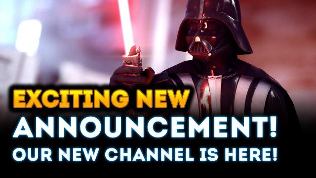 EXCITING NEW ANNOUNCEMENT! It's Time For Something Different: New Channel!