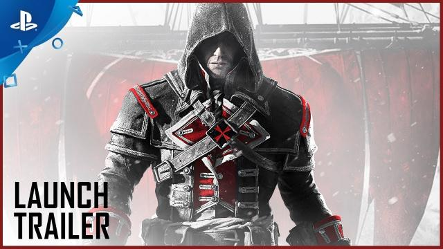 Assassin's Creed Rogue Remastered - Launch Trailer | PS4