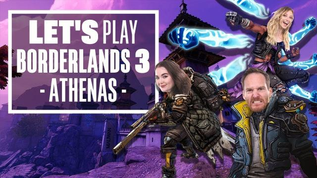 Let's Play Borderlands 3: WHAT EVEN IS A HEAD CHEESE?
