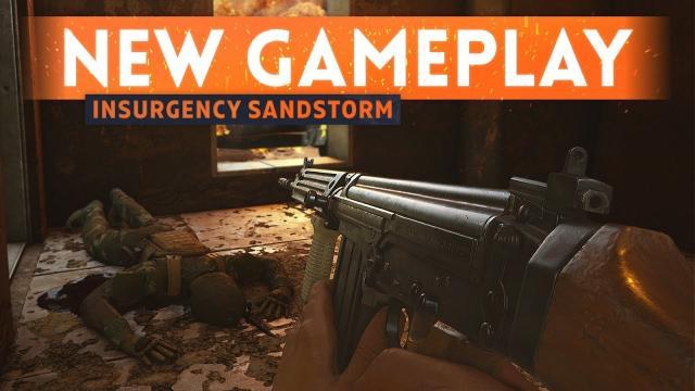 *NEW* INSURGENCY SANDSTORM PvP Gameplay! (Beta Release Date Confirmed + MORE Details)