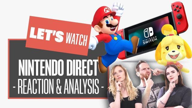 Nintendo Direct E3 2021 Reaction & Analysis - NINTENDO SWITCH PRO?