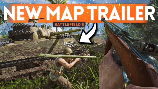 CHAPTER 6 GAMEPLAY DETAILS! - Battlefield 5 New Soloman Islands Map, New Weapons, Gadgets & MORE!