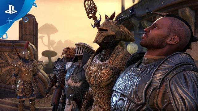 The Elder Scrolls Online: Morrowind - Return to Morrowind Gameplay Trailer | PS4