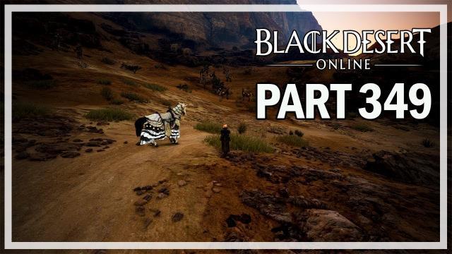 CENTAUR GRIND 263AP Dark Knight - Let's Play Part 349 - Black Desert Online