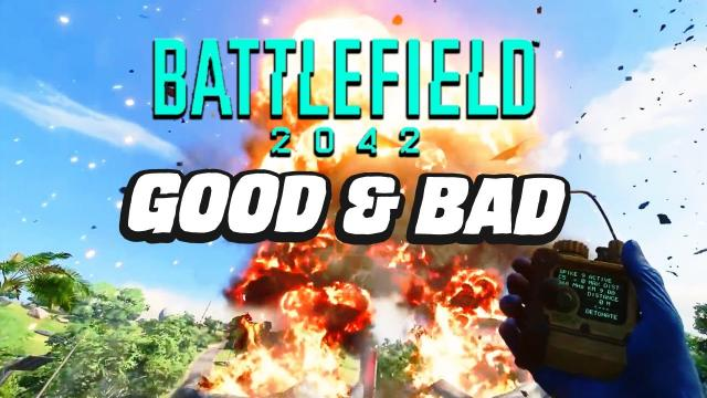 Battlefield 2042 Beta - The Good, The Bad, & The Ugly