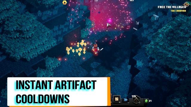 Minecraft Dungeons Trainer +15
