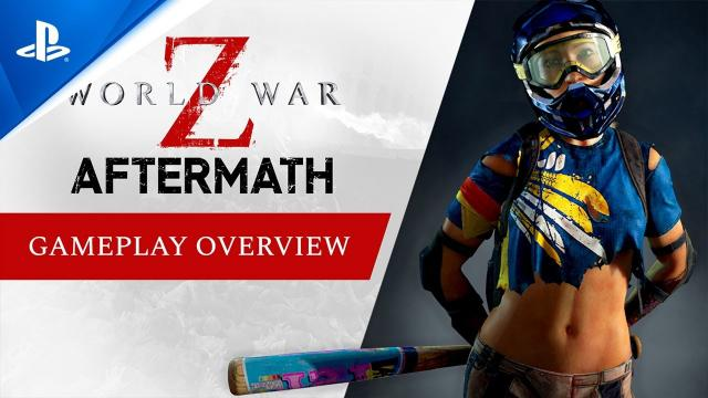 World War Z: Aftermath - Gameplay Overview Trailer | PS5, PS4