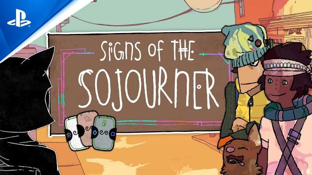 Signs of the Sojourner - Announce Trailer | PS4