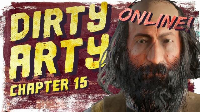 Arty Takes His Talents To Red Dead Online - Dirty Arty: Chapter 15