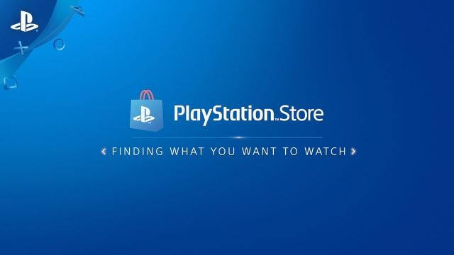 Finding What You Want to Watch   PlayStation Video