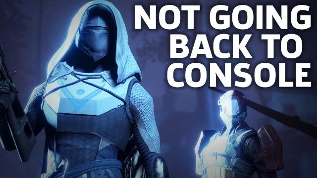 The Destiny 2 PC Release May Make You Put Down Your Console