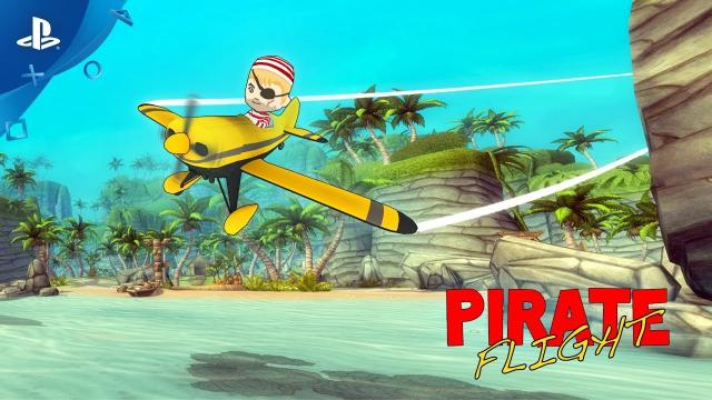 Pirate Flight (VR) - Gameplay Trailer   PS VR