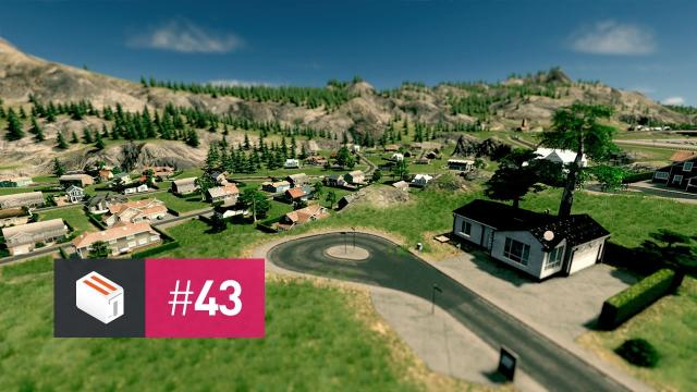 Let's Design Cities Skylines — EP 43 — The Real Suburbia