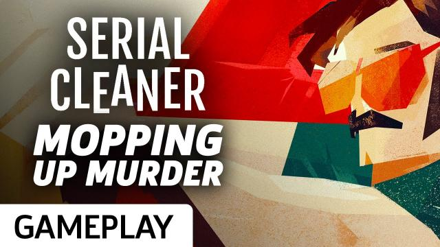 Serial Cleaner - Mopping Up Murder Gameplay