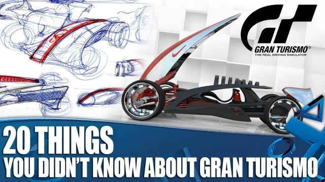 20 Things You Didn't Know About GT