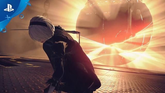 NieR: Automata – Arsenal of Elegant Destruction Trailer | PS4