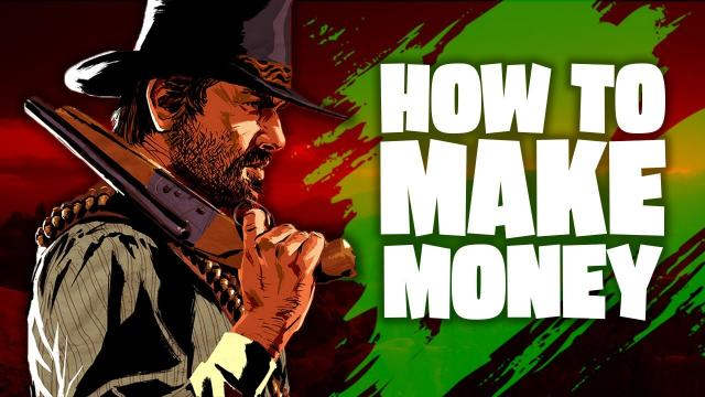 Red Dead Redemption 2 - How To Make Some Easy Money