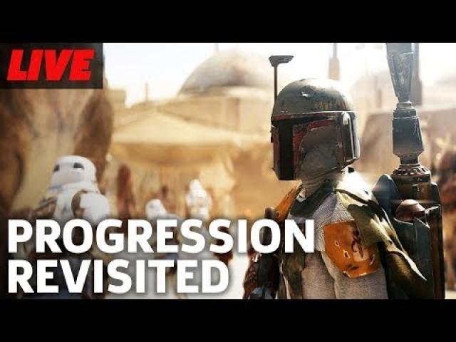 Revisiting Battlefront 2: New Progression Update