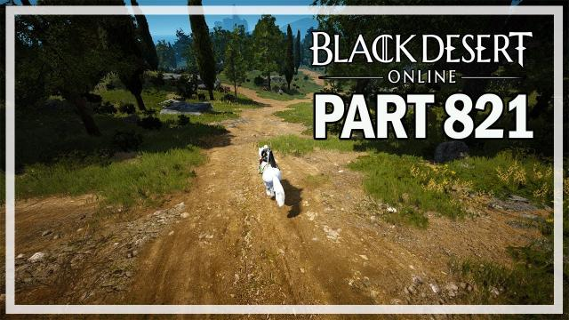 Black Desert Online - Dark Knight Let's Play Part 821 - Bartering
