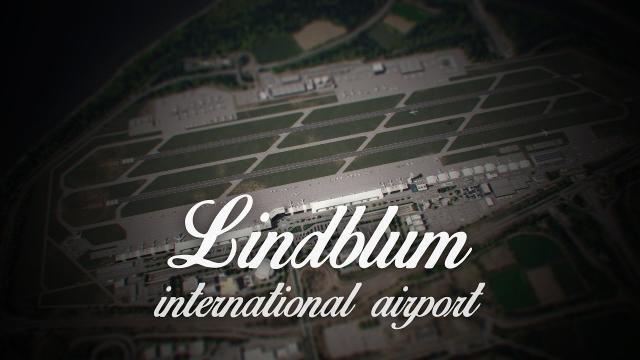 Cities: Skylines   Lindblum - International Airport