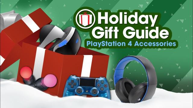 Top Sony PS4 Accessories: GameSpot Holiday Gift Guide