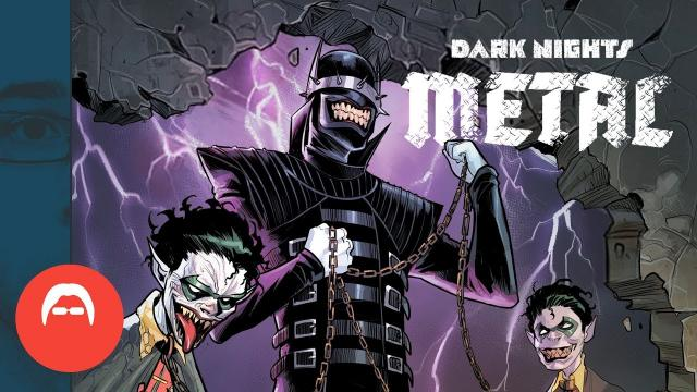 Dark Nights: Metal is What a Comic Book Event Should Be