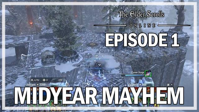 The Elder Scrolls Online - Battlegrounds Episode 1 - Midyear Mayhem