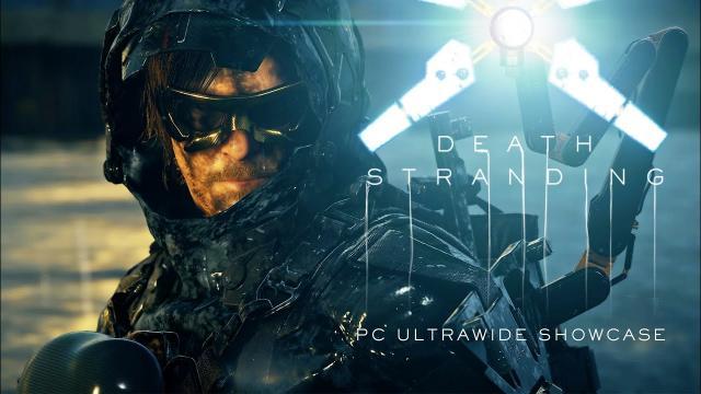 Death Stranding - The PC Ultrawide showcase 4K