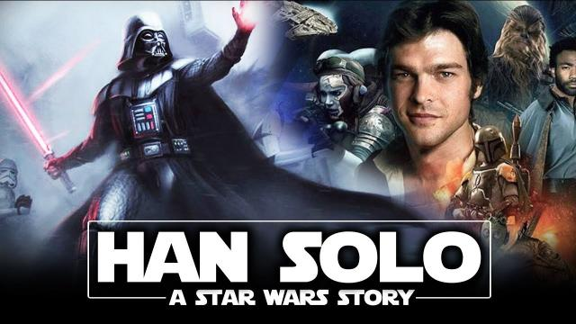 New Han Solo Movie Title and Name OFFICIALLY REVEALED!