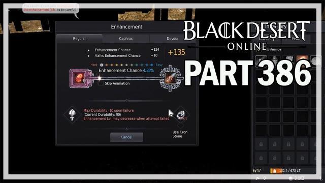 Black Desert Online - Dark Knight Let's Play Part 386 - PEN Kzarka Attempt